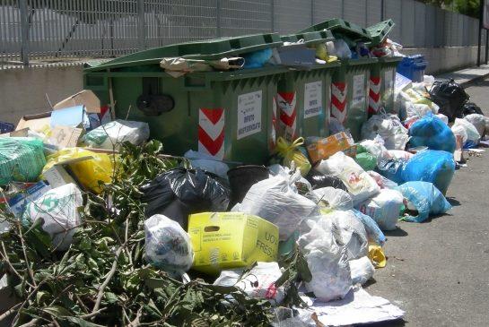 Emergenza rifiuti a Roma. Giuliano Sciotti al Tg3 Lazio