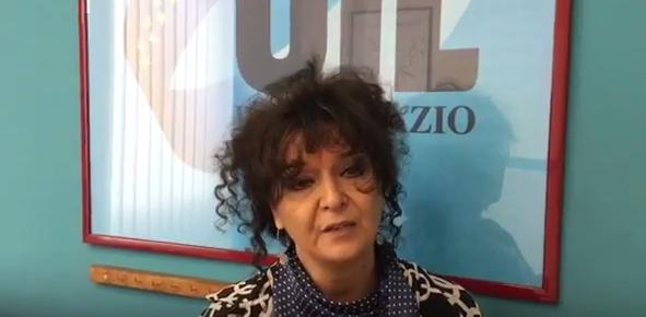 Stop a violenze e molestie sul lavoro. Laura Latini, Segretaria regionale Uil Lazio
