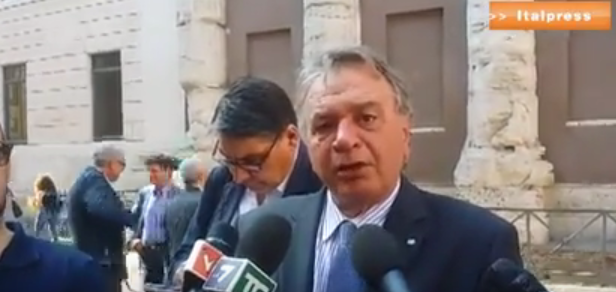"""""""Roma deve rinascere"""". Alberto Civica, all'inziativa """"Si muove la città, ricominciamo"""""""
