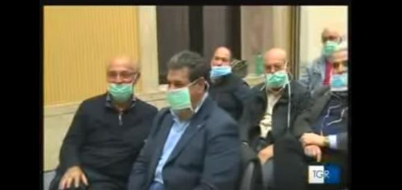 'Macerie di Sanità'. Alberto Civica e Paolo Dominici al Tg3 Lazio