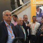 La Uil con la delegazione spagnola