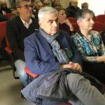 Felice Alfonsi tra il pubblico