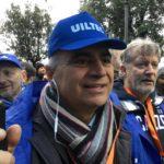 I segretari regionali Alfonsi e Dominici