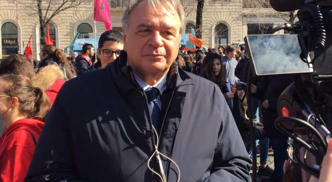 """""""Lavoro e responsabilità"""". Alberto Civica al congresso della Feneal Uil Lazio"""