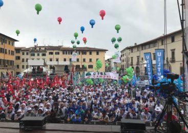 Il nostro Primo Maggio a Prato