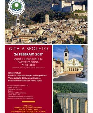 Gita a Spoleto