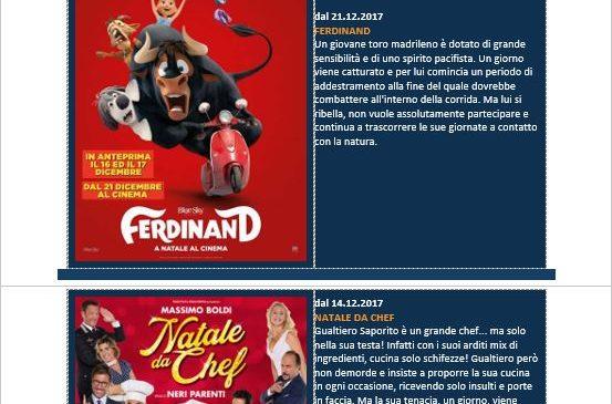 Massimo Ferrero Cinema