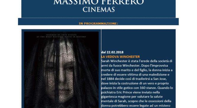 Ferrero Cinemas Newsletter  Febbraio