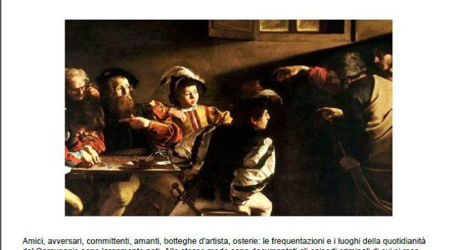 Visita guidata la Roma del Caravaggio