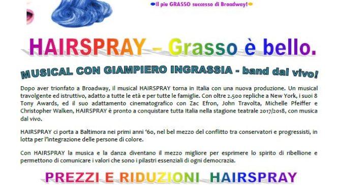 Teatro Brancaccio – Hairspray