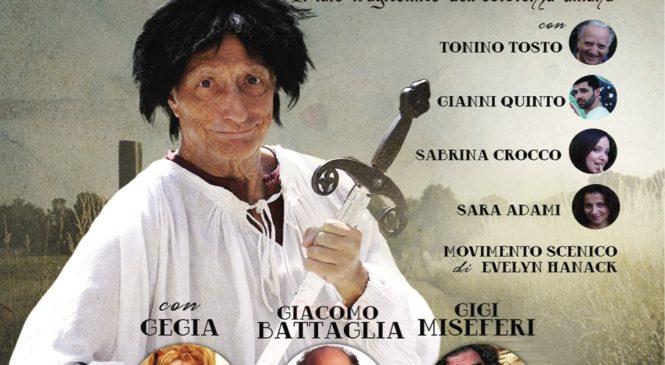 """PIPPO FRANCO in """"Brancaleone e la sua armata"""" PROMO da €15"""