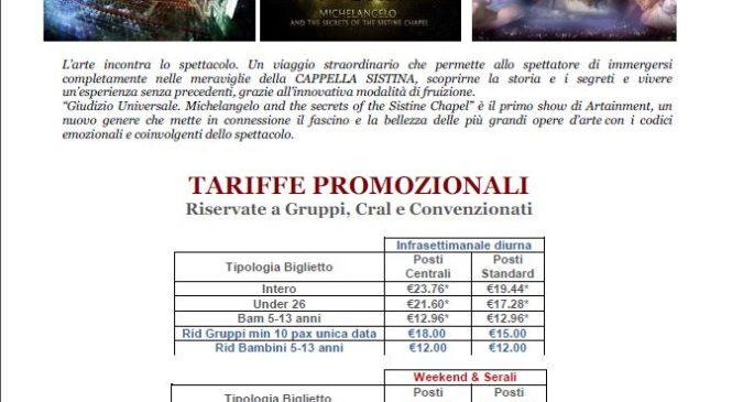 Pronto Biglietto in collaborazione con il Cral della Uil di Roma e Lazio