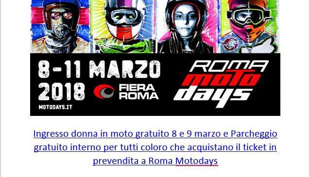 Moto Days Roma