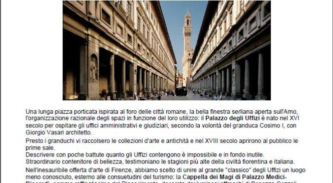 Programma Firenze