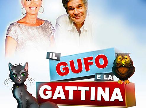 Teatro Roma – Il gufo e la gattina