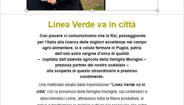 Frantoio Muraglia – LINEA VERDE