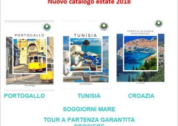 Ed è subito viaggi – Nuovo catalogo estate 2018