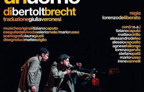 Teatro Vittoria – Un uomo e' un uomo di Bertolt Brecht| dal 17 al 27 maggio 2018
