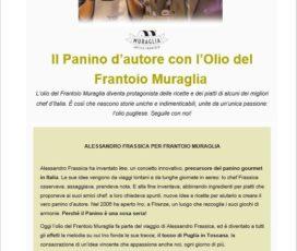 Frantoio Muraglia incontra Ino Panino