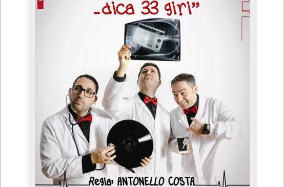 """GEMELLI DI GUIDONIA in """"Discopatia"""" da €10!"""