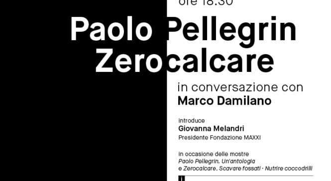 Paolo Pellegrin e Zerocalcare | sabato 10 novembre ore 18.30
