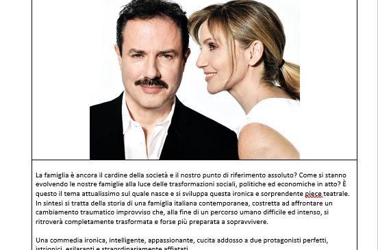 TEATRO OLIMPICO – Lorella Cuccarini