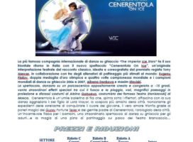 Teatro Brancaccio – Cenerentola on ice