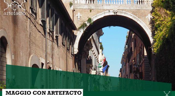 VISITA ROMA CON ARTEFACTO