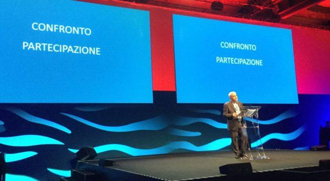 L'invito di Felice Alfonsi, Segretario organizzativo, alla 9 Conferenza di Organizzazione regionale
