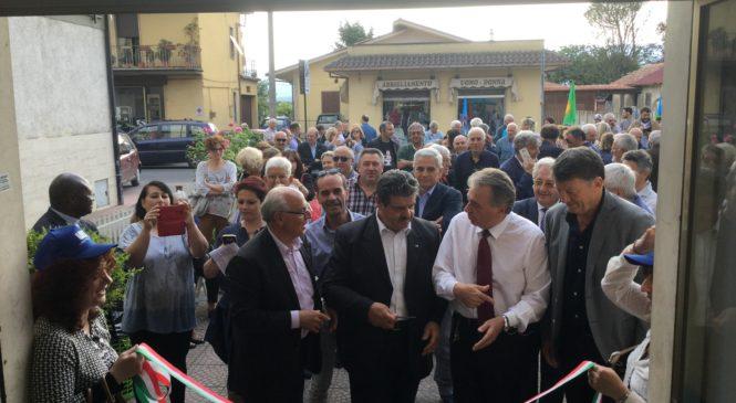Inaugurazione sede Uil di Rieti