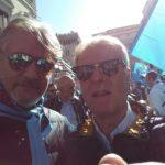 Paolo Dominici e Sandro Bernardini