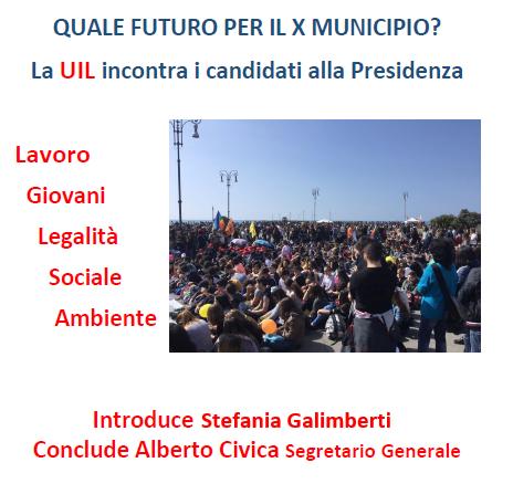 Ecco la nostra iniziativa pubblica del 31 ottobre per il futuro di Ostia