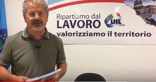 Lavoro e crisi. Intervista a Luigi Garullo, Segretario generale di Latina