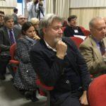Paolo Dominici e Maurizio Narcisi tra il pubblico