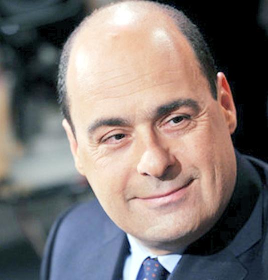 Auguri al presidente della Regione Lazio Nicola Zingaretti