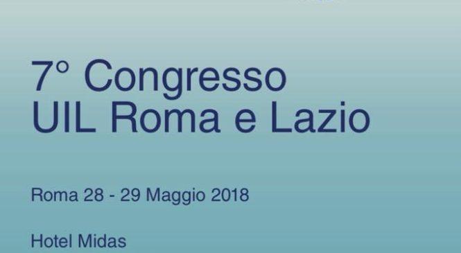 #conuil2018 Lavoro, libertà, giustizia sociale. I temi del nostro 7 congresso
