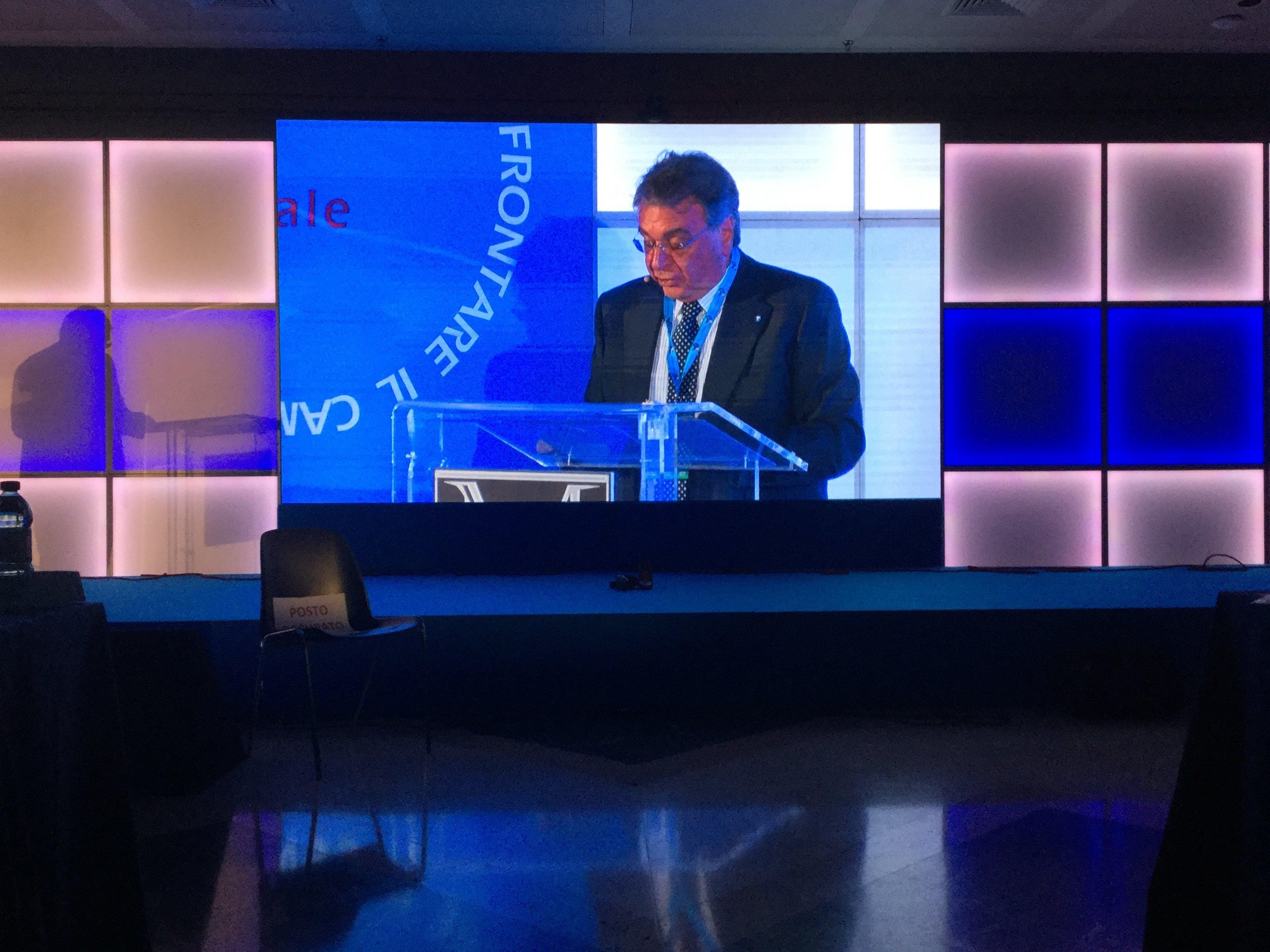 #conuil2018 Redistribuire la ricchezza. Alberto Civica al settimo congresso Uil Roma Lazio