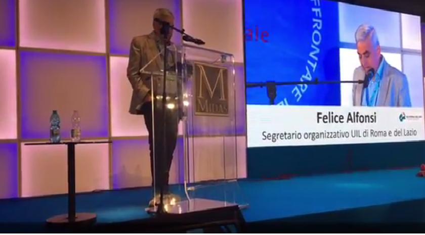 #conuil2018 Il saluto di Felice Alfonsi, segretario uscente, al 7 congresso