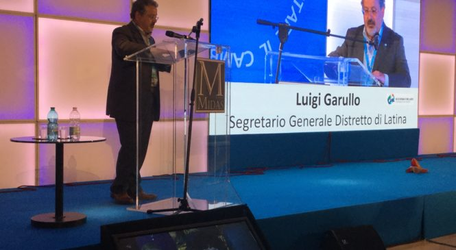 La provincia pontina vista dal Segretario Luigi Garullo. L'intervista di nuovigiorni.net