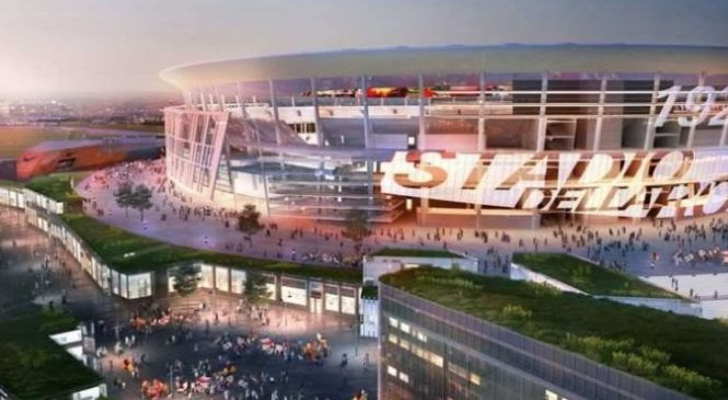 Stadio Roma. Legalità e investimenti binomio per riscatto della città