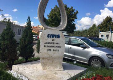 Inaugurazione nuova sede Avis ad Amatrice