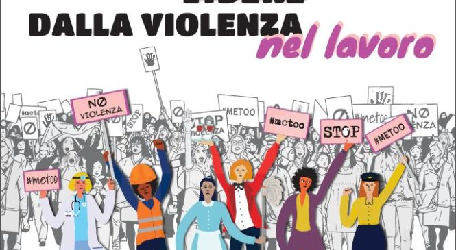 Giornata Internazionale per l'eliminazione della violenza sulle donne