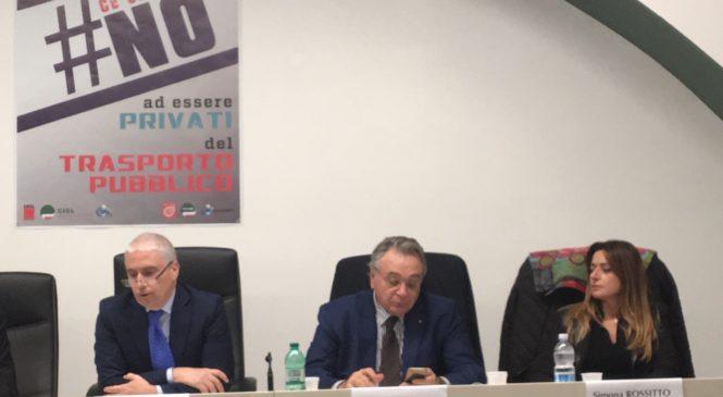 """Liberalizzare il Tpl. Alberto Civica: """"No, grazie"""""""