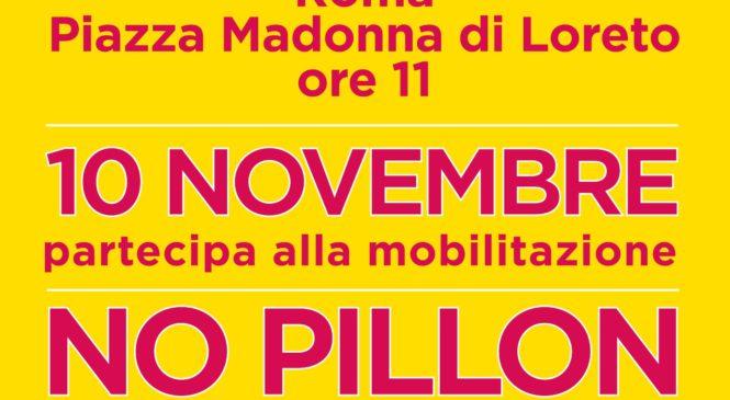Domani in piazza per dire no al decreto Pillon