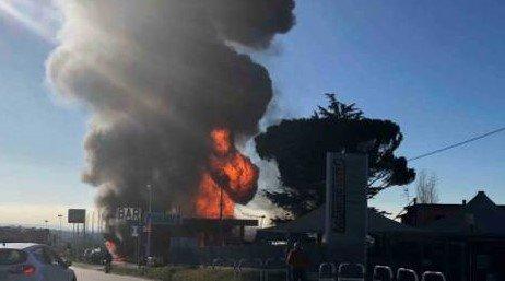 Incendio Via Salaria. Vicinanza e cordoglio per le vittime