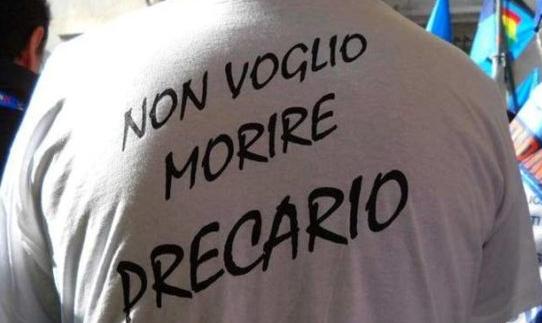 A Rieti si raccolgono i frutti avvelenati del decreto dignità