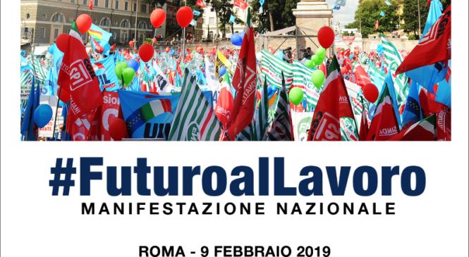 #FuturoalLavoro Le ragioni della manifestazione su nuovigiorni.net