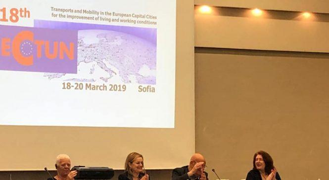 La delegazione Uil alla XVIII Conferenza delle Capitali europee