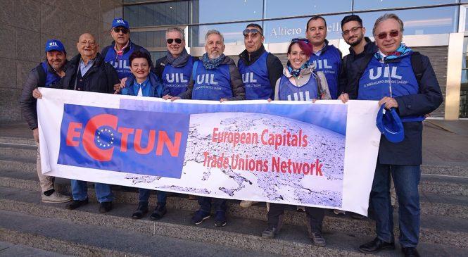 #FairerEUdemo – Europa più giusta e più equa. La marcia di Bruxelles