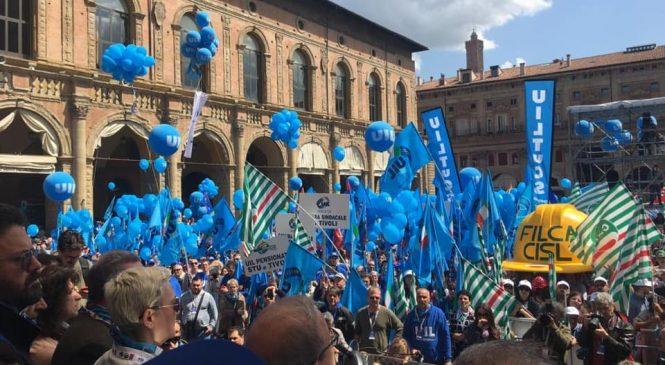 Lavoro, diritti, stato sociale. Il nostro #PrimoMaggio a Bologna